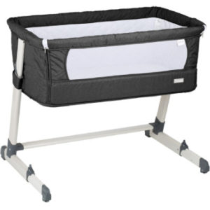 Babygo babyGO Beistellbett Together dark grey special edition - grau - bestellen für 139.00 € - kindermoebel-outlet.de