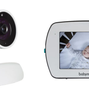 Babymoov 3 5´´ Video-Babyphone YOO-FEEL weiß - bestellen für 179.99 € - kindermoebel-outlet.de