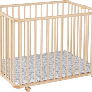 Geuther Laufgitter Lucilee  Natur  Monster - bestellen für 119.99 € - kindermoebel-outlet.de